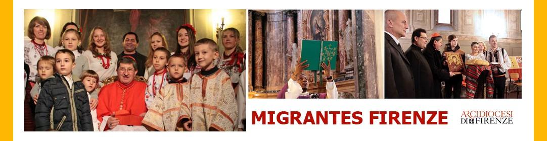 Migrantes Firenze
