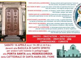 Porta Santa invito