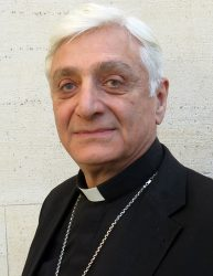 Mons. Antoine Audo, Vescovo di Aleppo