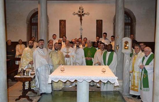 sacerdoti greco-cattolici d'Italia