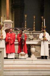 Adorazione della Croce, Cattedrale di Santa Maria del Fiore (© Anna Z)