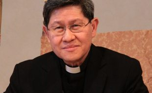 Cardinal Luis Antonio Tagle © Anna Zucconi