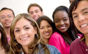 multiethnic class